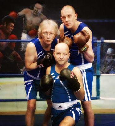 Nordisk Knockout