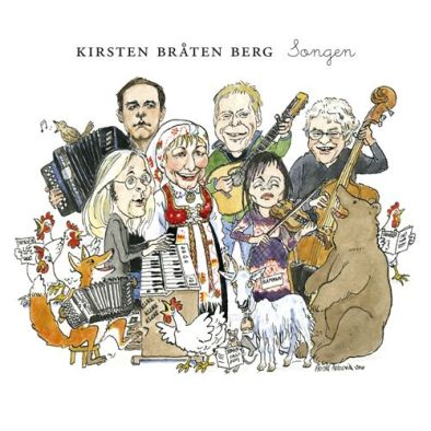 CD - Kirsten Bråten Berg