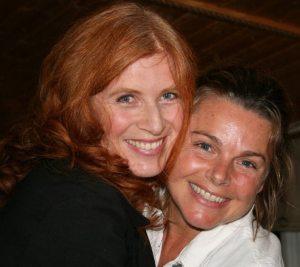 Caroline og Lene