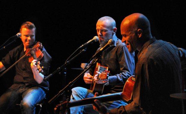 Jo Nesbø-trio