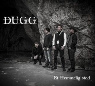 DUGG CD-omslag