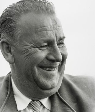 Alf Prøysen - foto: Johan Brun
