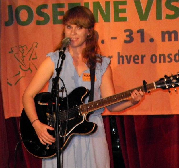 Monica Eide fra Vestnorsk Viseforum