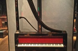 Pianoharpe