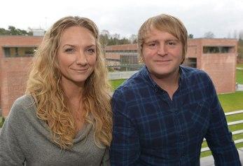 Hilde Norbakken og Askil Holm