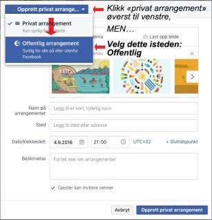 Facebook-arr hjelp, bilde 2