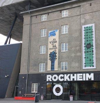 Rockheim utenfra