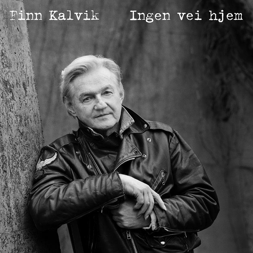 Finn Kalvik omslag