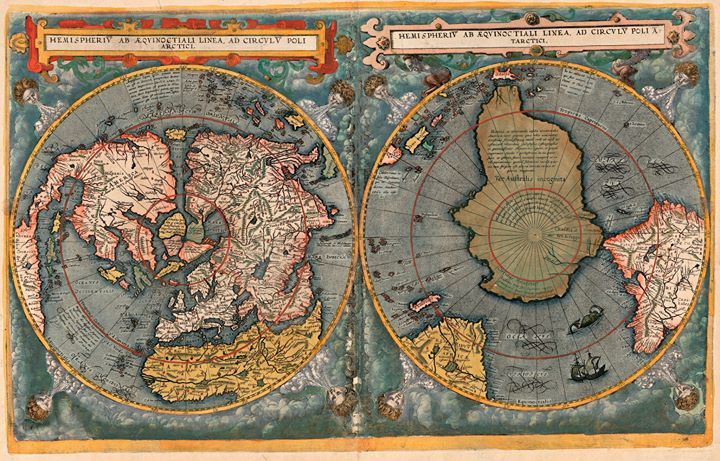 Arkivert: Kart. Erling Sandmo, Aslak Sira Myhre, Benedicte Briså