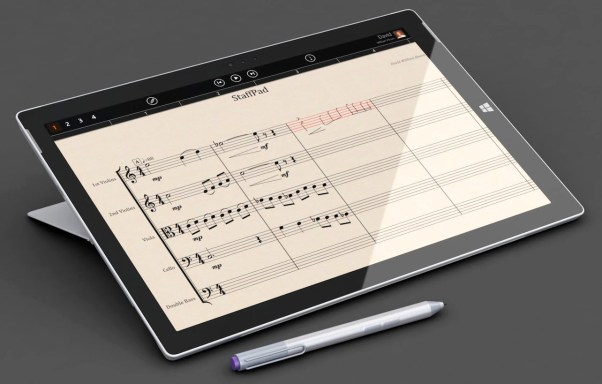 StaffPad for Surface
