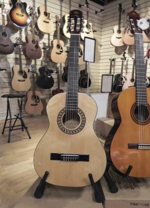 Garcia-Bambina gitarrer