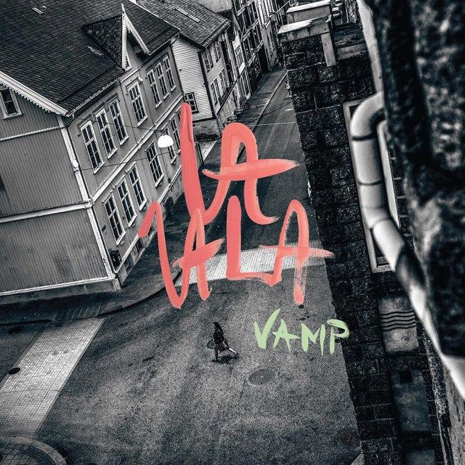 Vamp Lalala - omslag