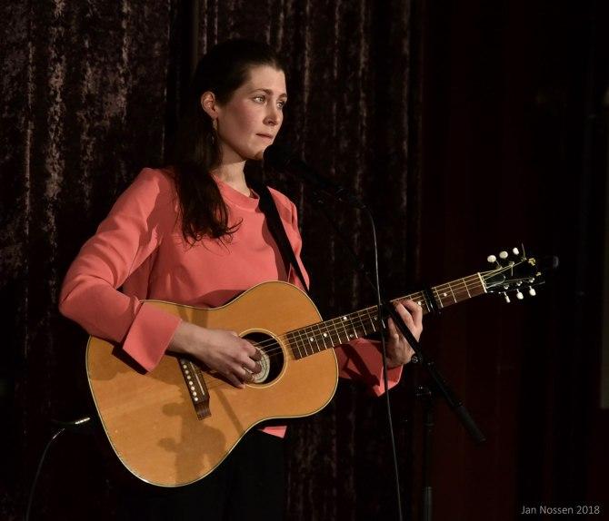 Maria Toresen. Foto: Jan Nossen.