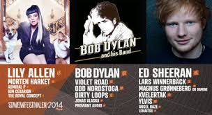 Bob Dylan i Stavern