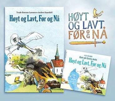 Bok og CD - Hege Bålsrød