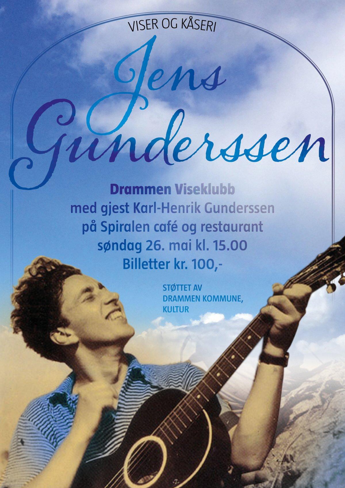 J-Gunderssen plakat Drammen VK
