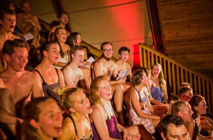 Allsang i sauna 2