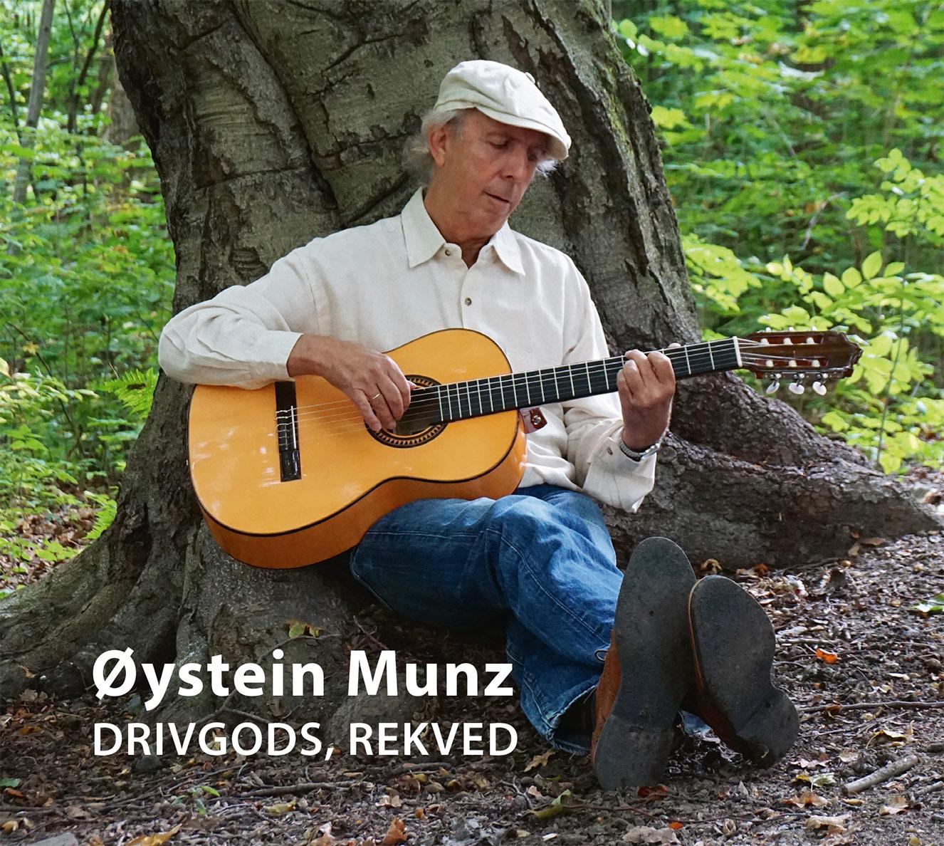 Øysten Munz CD-omslag