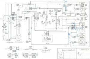 Gio Electric Scooter Wiring Diagram  Somurich