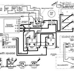 Yamaha G29 Golf Cart Wiring Diagram Latching Contactor Ok Dumb Question Time: About Controllers | V Is For Voltage Electric Vehicle Forum