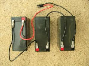 Help hooking up a battery | V is for Voltage electric