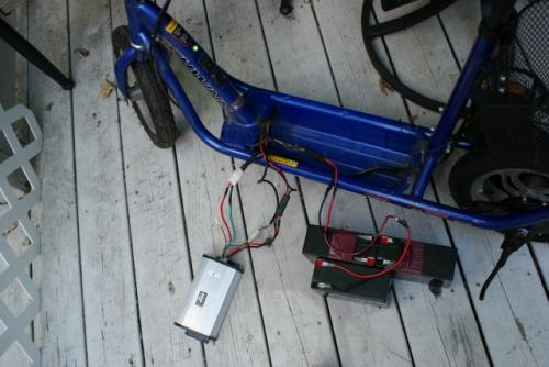 Battery Wiring Diagram Furthermore 96w Electric Scooter Battery
