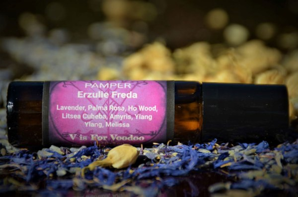 Essential Oil Roll-on Erzulie Freda