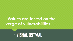 Values_vulnerability_Vishal_Ostwal_Quote