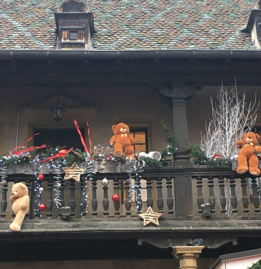 Teddy Bears in Colmar