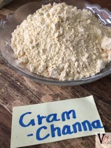Channa flour