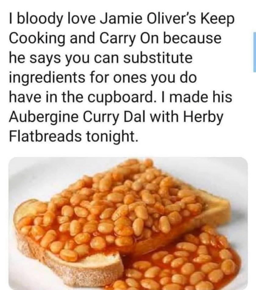 Jamie Oliver Laugh