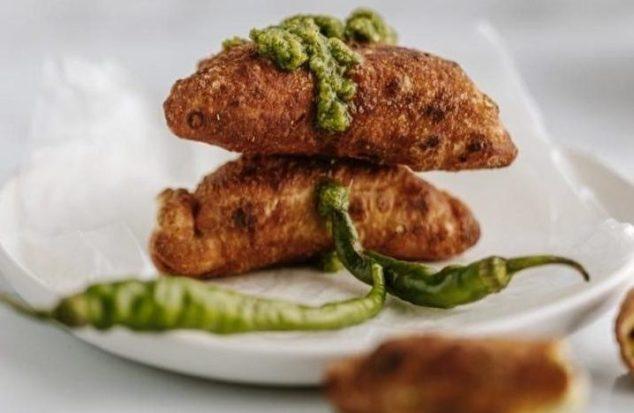 Kachori-Spicy Peas Pasties