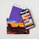 Designing in Pantone Colors of Desert Sunset