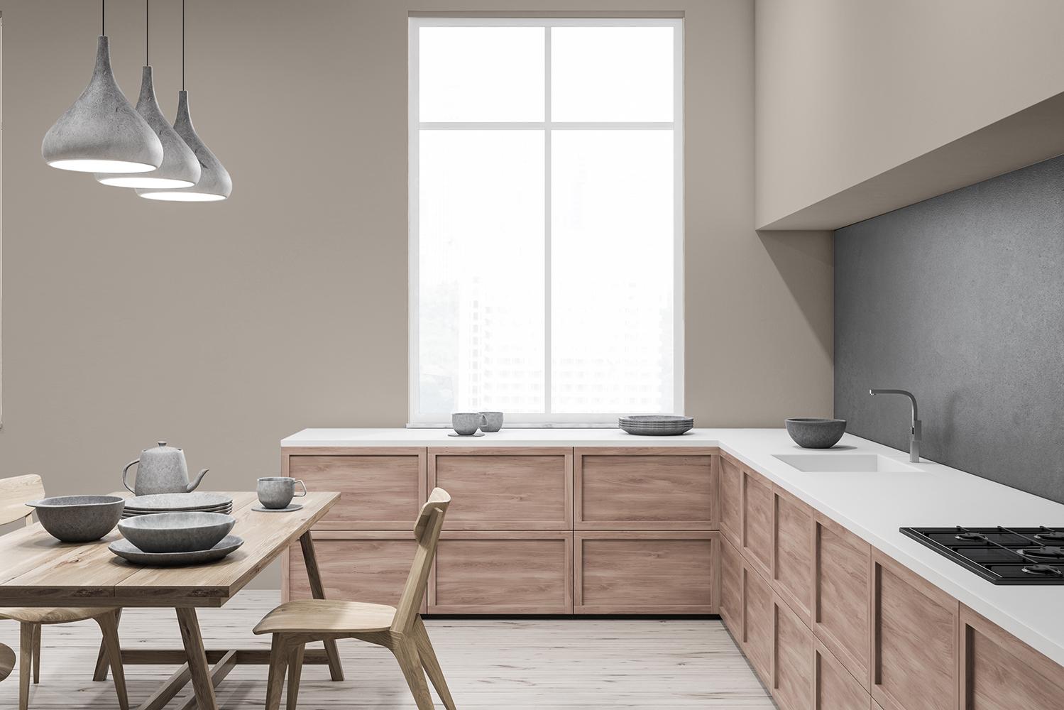 Kitchen design in Haven