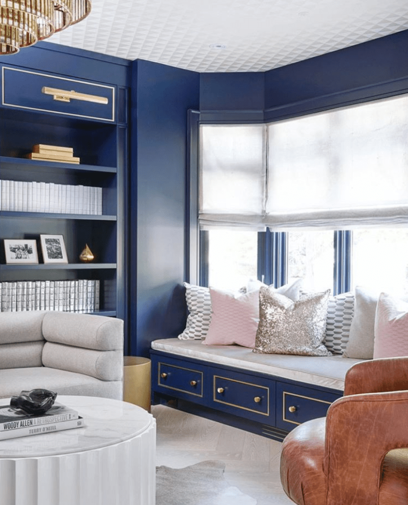 Living room design with Naval