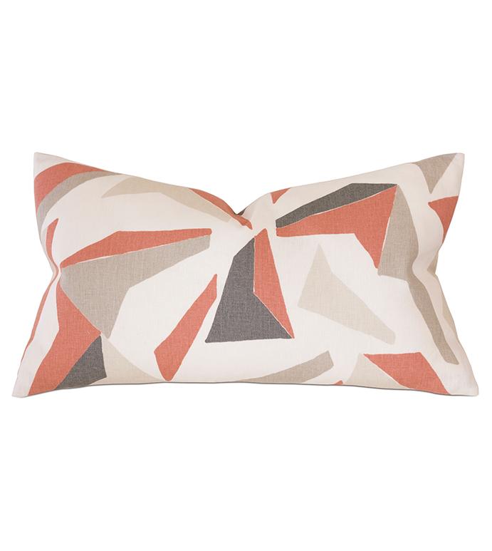Pillow in Sherwin Williams' Heart