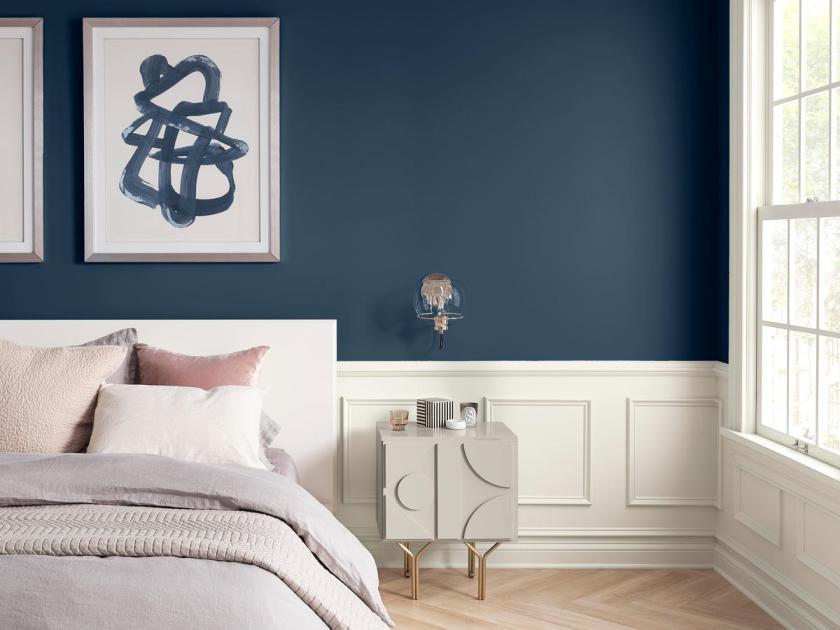 Bedroom design in Naval