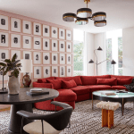 8 Romantic and Wintry Interior Designs from Sherwin-Williams