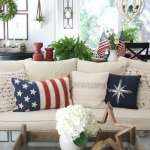 Red, White and YOU   Patriotic Products For Your Home Decor