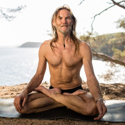 John Scoot  My first Ashtanga Yoga teacher and great inspiration in my path
