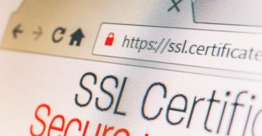 certificato SSL e https
