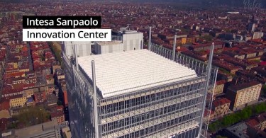Bancaintesa innovation center torino