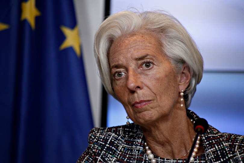 Presidente BCE 2020 - Cristine Lagarde