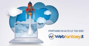 WebFantasy - Realizzazione siti web a Salerno