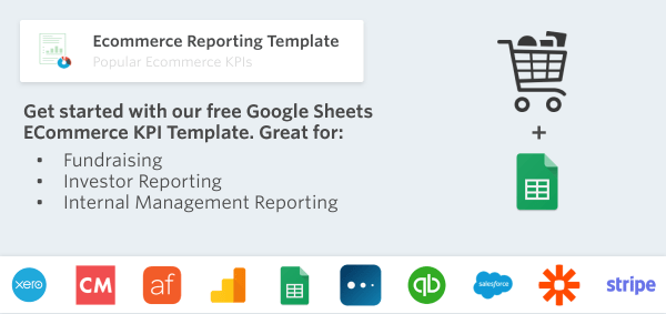 6 free sales report templates. 5 Free Google Sheet Templates To Jumpstart Your Quarterly Reporting Visible Vc