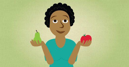 apple or pear
