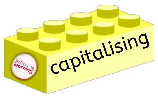 Capitalising