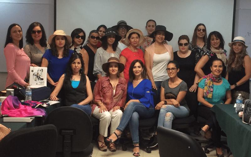 Alumnas de Chihuahua descubriendo su propio estilo