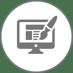 客製化網站開發,客製化網頁設計,網站開發和設計