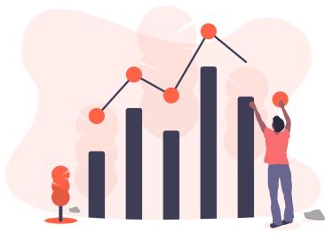 Growth with digital marketing